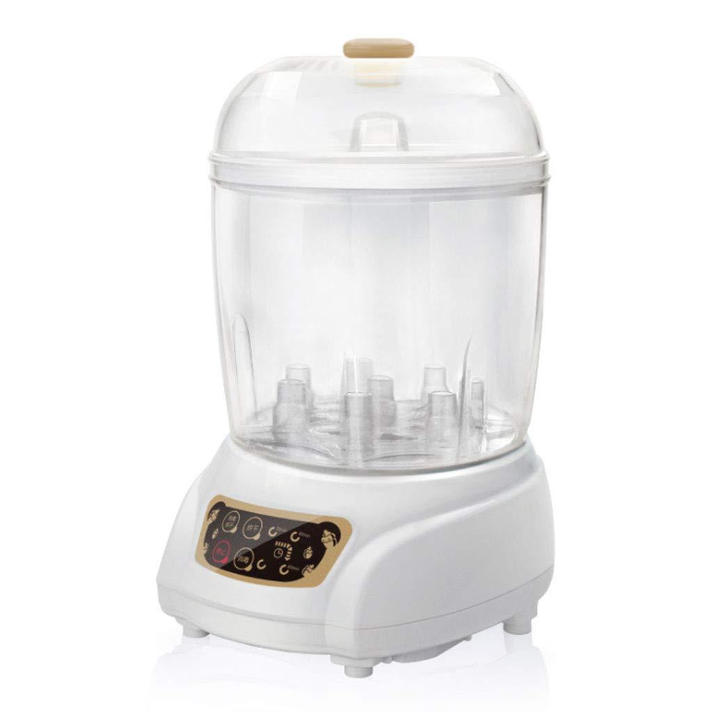 滅菌器, 電気式蒸気滅菌器および乾燥機2-in-1調節可能な哺乳瓶用滅菌器、様々な哺乳瓶、ベビーフード、BPAフリー   B07QPM9X8Q