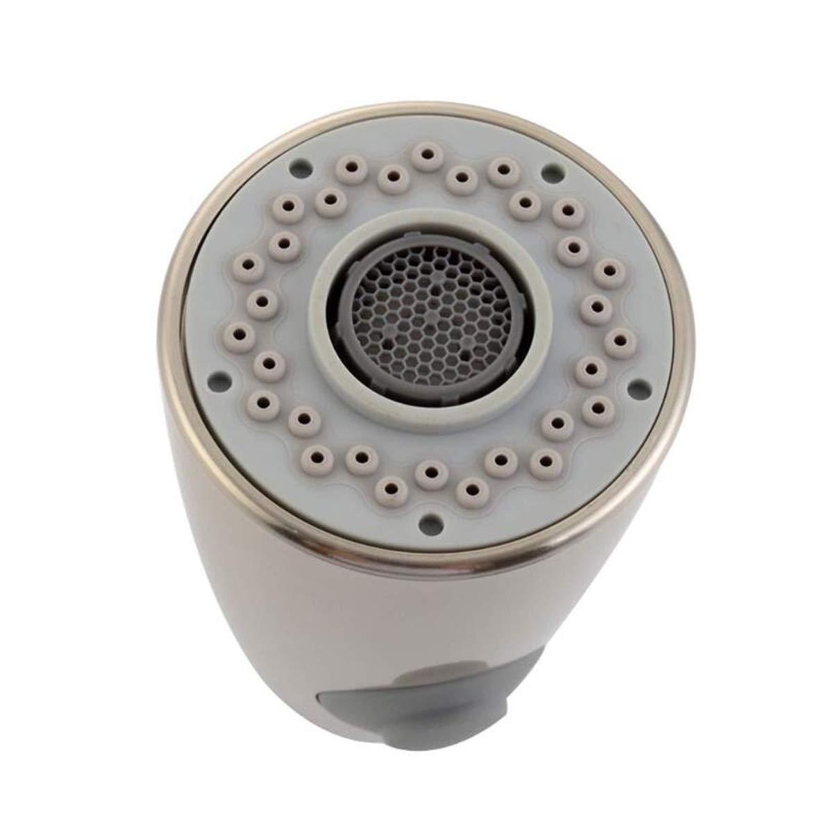 La cocina del aerosol Head Tap aerosol cabezal universal G 1//2 2 Funciones de repuesto o recambio de m/últiples funciones Boquilla cabeza extra/íble para fregadero de cocina Tap