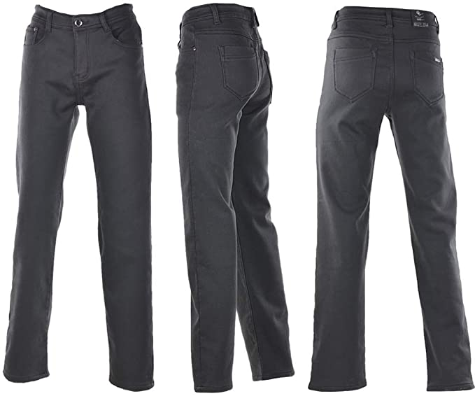 Winterjeans Winterhose Girls Damen Moon Hose Fleece Thermohose Jeans FJ3cTlK1