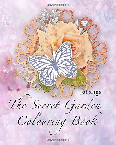 The Secret Garden Colouring Book