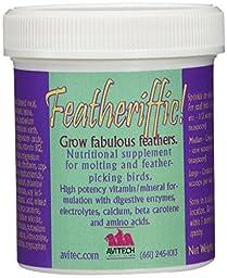 Avitech Featheriffic Supplement, 3 oz