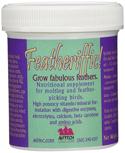 Avitech Featheriffic Supplement, 3 oz -