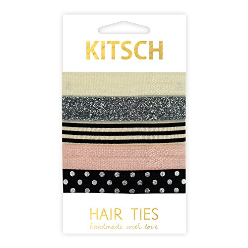 Review Kitsch Hair Ties, Bonbon,