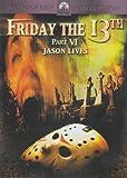 Friday the 13th 6: Jason Lives [Reino Unido] [DVD]
