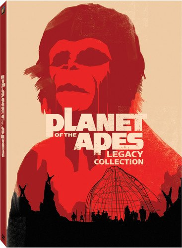 DVD : Planet Of The Apes: Legacy Collection (Boxed Set, Widescreen, THX Sound, Dolby, AC-3)