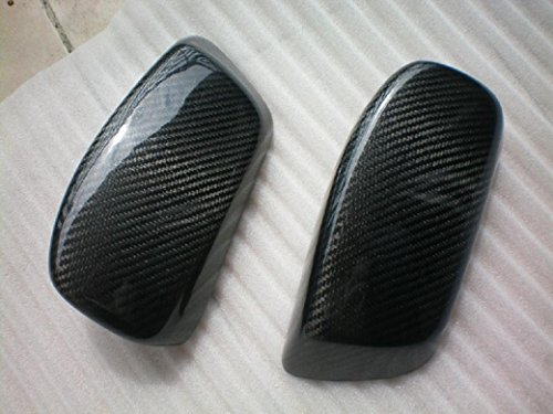 E60 Carbon (Eppar® Carbon Fiber Mirror Covers For BMW 5 Series E60 2003-2008 520i 523i 525i 528i 530i 535i 540i 545i 550i)
