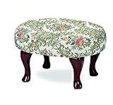Coaster Traditional Floral Foot Stool