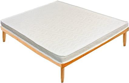 Baldiflex Kit de colchón Easy 160 x 190 cm + somier de ...