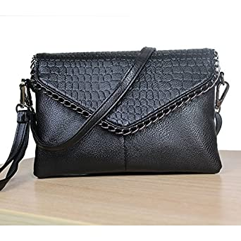 89eaabd7a9f4 Amazon.com  2017 new fashion cute envelope bag women shoulder bags ...