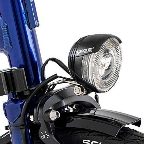 Brompton / B+M Lyt Delantero Dinamo Luz - LED: Amazon.es: Deportes ...