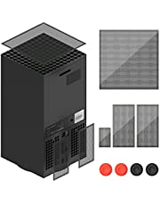 Dust Filter for Xbox Series X, Dust Filter Cover Case Dust Proof Filter Cover for Xbox Series X- 2 Pack