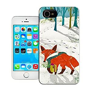 Unique Phone Case Carrie May Fox Hard Cover for iPhone 4/4s cases-buythecase