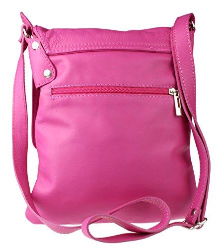 Paola Fuchsia bandoulière Handbags Sacs Girly 1xv5gqz