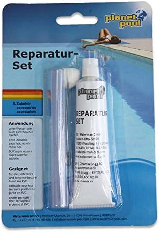 Gre AR202 - Film Reparador de PVC para Liner de Piscina, 5 ...