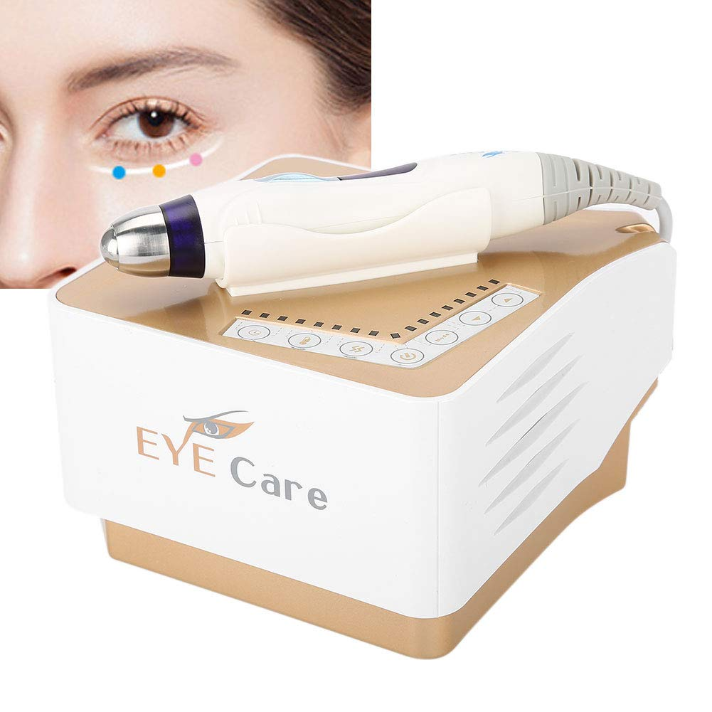 Electric Eye Massager, Face Anti wrinkle Puffy Removal Massage Machine Anti Aging Beauty Therapy Cosmetic Instrument Device(1#)