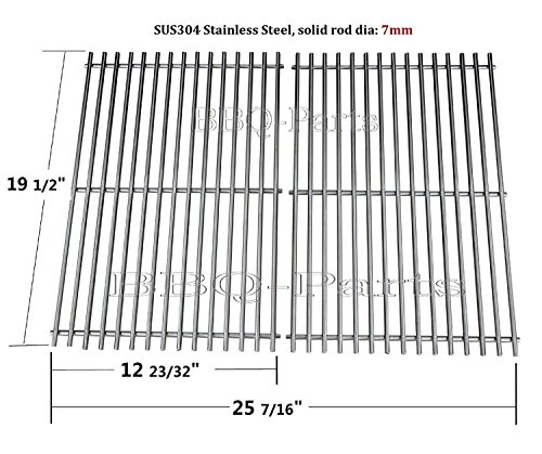 Replacement Genesis Cooking Grates - 4