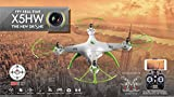 JMAZ-Syma-X5HW-FPV-RC-Quadcopter-Drone-HD-WIFI-FPV-Camera-Take-Picture-Record-Video-Hover-Function-White-with-Free-Gift-Flying-Toy