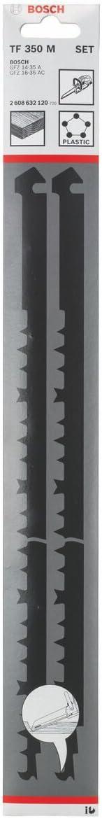 für Holz HCS 2-teilig Bosch Sägeblattsatz TF 350 M