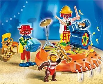 PLAYMOBIL® 4231 - Zirkus - Zirkuskapelle mit 4-fach-Soundmodul
