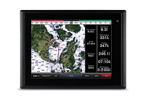 Garmin 010-01018-00 8015 Base map with GPS Fish Finders