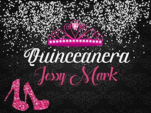 Custom Home Décor quinceanera banner, Personalized Sweet 15, Sweet 16, Birthday, bachelorette, party decorations, Party Banner Wall Décor, Handmade Party Supply Poster Print Size 24x36, 48x24, 48x36 -