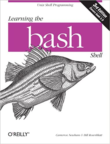 Amazon Learning The Bash Shell Unix Shell Programming In A