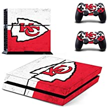 NFL Team - PS4 Skin Console - PS4 Controller Skin Cover Vinyl Decal Protective by NIRMAL SACHDEV