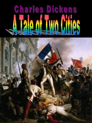 A Tale of Two Cities (Illustrated) (eMagination 50 Classics Book 1)