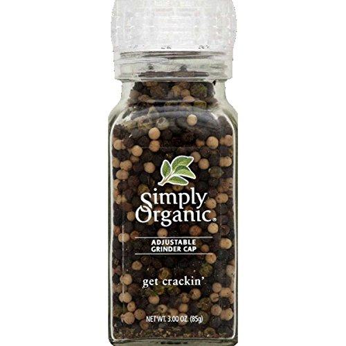 Simply Organic Get Crackin Grinder