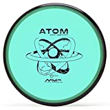 MVP Disc Sports Proton Atom Disc Golf Putter (165-170g / Colors May Vary)