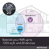 NETGEAR Wi-Fi Range Extender EX3700 - Coverage Up