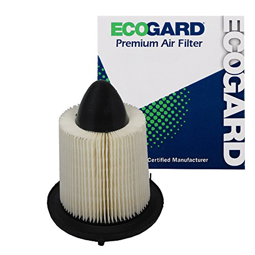 Ford Tracer Mercury (ECOGARD XA5155 Premium Engine Air Filter Fits Ford Escort / Mercury Tracer)