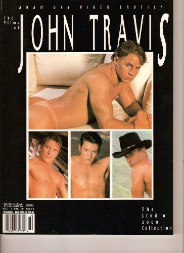 Adam Gay Video Erotica magazine (The Studio 2000 Collection: The Films of John Travis, Volume 1 #10)