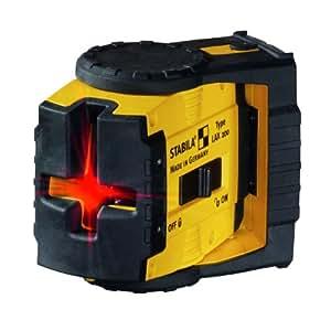 Stabila 17283 Lax 200 - Nivel láser de línea cruzada