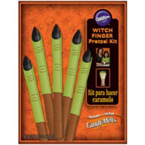 Wilton 2104-2371 Witch Finger Pretzel Kit ()