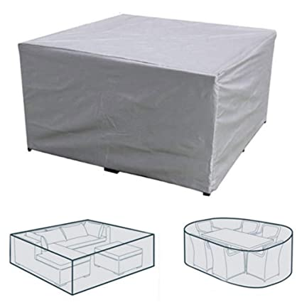 All-purpose Covers New Style Waterproof Outdoor Patio Garden Furniture Covers Rain Snow Chair Covers For Sofa Table Chair Dustproof Cover Home & Garden