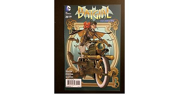 Batgirl #52  Variant   D.C Comic CB14858