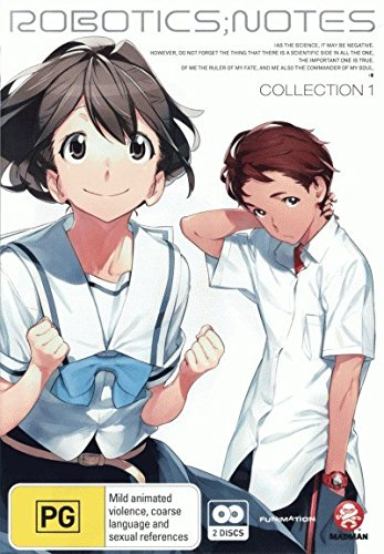 Robotics; Notes - Collection 1 [NON-USA Format / PAL / Region 4 Import - Australia]