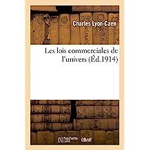 LES LOIS COMMERCIALES DE LA TUNISIE