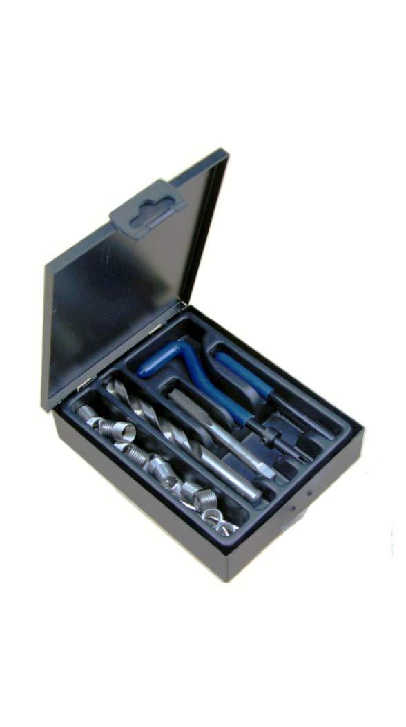 HHIP 1011-0068 31 Piece M8 x 1.25 Helical STI Thread Repair Kit
