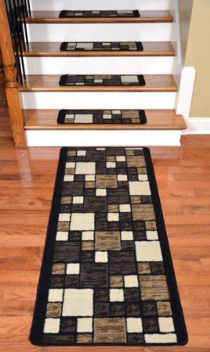 Dean Washable Non Skid Carpet Treads