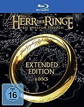 Der Herr der Ringe - Extended Edition Trilogie [Alemania] [Blu-ray]
