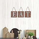 Xing Cheng Wall Metal Plaque Sign Eat Letter Sign