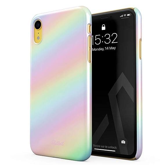 pastel iphone xr case