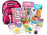 The Pack by Fun On The Fly - Travel Toy Activity Bag for Girls Ages 5 & Up