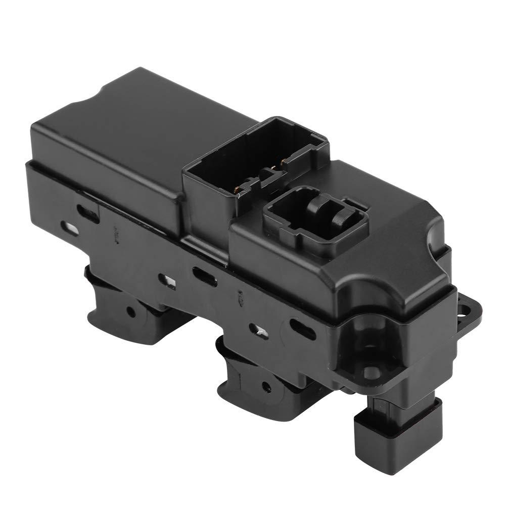 Interruptor de elevalunas el/éctrico Delantero izquierdo ABS Pl/ástico Interruptor de elevalunas principal el/éctrico para Ranger 2002-2006 2M3414505DA41