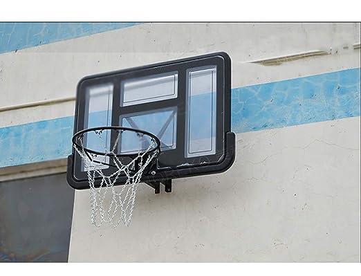 Canasta de Baloncesto Aro De Baloncesto Montado En La Pared con ...