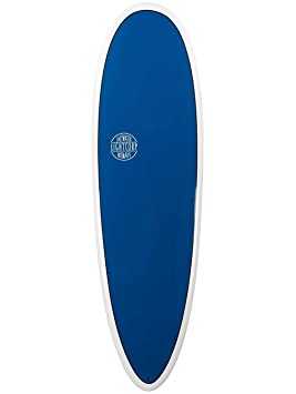 Light minilog Blue de epoxy de US + Future Tabla de Surf, Unisex, Minilog Blue - Epoxy - US+Future, Azul: Amazon.es: Deportes y aire libre