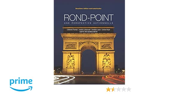 Amazon.com: Rond-Point with MyFrenchLab (multi semester access ...