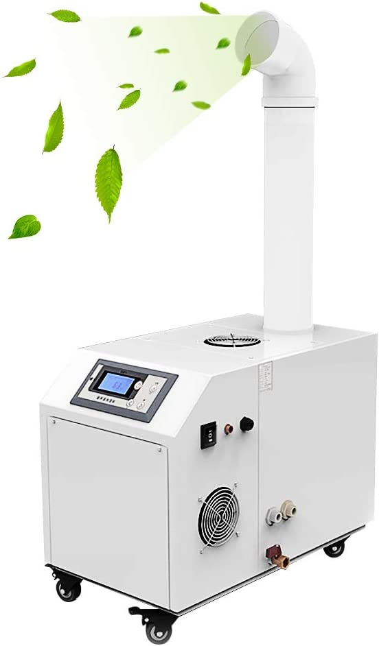 Industrial Ultrasonic Humidifier, 6kgh Large Volume 50 70